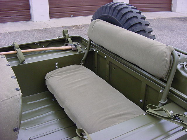 Willys M Jeeps Forums Viewtopic Axe Placement On M38a1